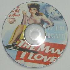 FILM NOIR 128: THE MAN I LOVE (1947) Raoul Walsh, Ida Lupino, Robert Alda
