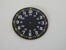 Type II Military Dial For Swiss ETA Movements  29MM