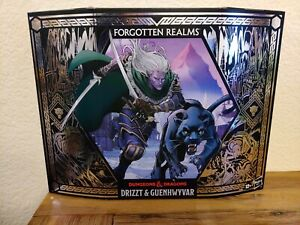 Dungeons and Dragons Forgotten Realms Drizzt & Guenhwyvar (Pulse Exclusive) D&D