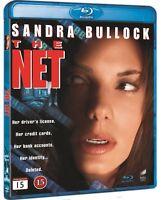 The Net Region Free Blu Ray