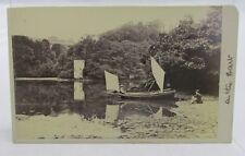 DART OLD MILL CREEK ANTIQUE 19th CENTURY CDV PHOTOGRAPH VICTORIAN DARTMOUTH*