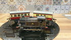 Vintage Hornby O Gauge Key wound Locomotive (82011) with two carriages