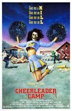 Cheerleader Camp Movie Poster Large 24inx36in