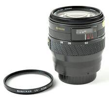 Yashica AF 28-85mm f/3.5-4.5 Macro Zoom For Minolta AF / Sony