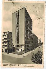 Phone Service Centre in Warsaw/Warszawa, Poland, sent in 1936 to Estonia