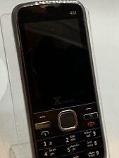 4M Mobile Phone Dual Sim Unlocked Black