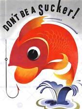 Ilustración anzuelo lechón colorido mensaje de guerra impresión de arte poster BB7918