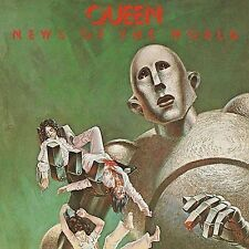 Queen News of The World 2 X CD Deluxe Edition 2011 Remastered &