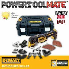 DeWalt DCS355N 18V XR Brushless Oscillating Multi-Tool - Naked + 35 Accessories