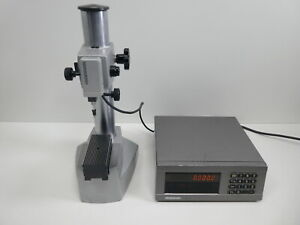 Heidenhain MT1201_ND221 TESA UPA Stand Höhenmessgerät Height Gauge Calibration