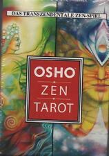 OSHO ZEN TAROT - Das Transzendentale Zen-Spiel - KARTEN & BUCH SET - NEU