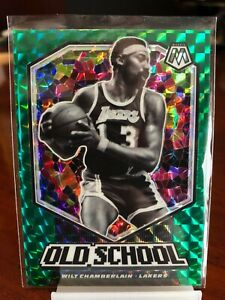 2019-20 Mosaic Basketball Jam Masters & Old School* You Pick * Base-Green-Silver