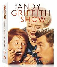 The Andy Griffith Show: Complete TV Series Seasons 1 2 3 4 5 6 7 8 DVD Boxed Set