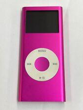 Apple iPod Nano 2nd Generation A1199 (4GB) - Pink   23-6M