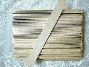 Holzspatel Holzmundspatel Zungenspatel Tattoo Basteln Wachs 50, 100 bis 5000