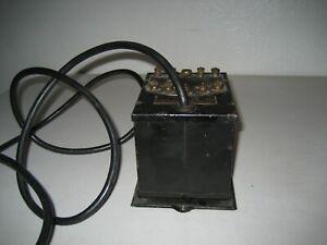 LIONEL PREWAR TYPE K Toy Train TRANSFORMER 150 watts vintage works