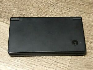 Nintendo DSi Black Handheld Console System Good Condition