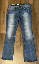 Women's Bootcut Jeans BKE #ABK2833