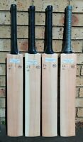 Plain Cleanskin English Willow Cricket Bat LONG BLADE - 2lb 6oz - BAT B6
