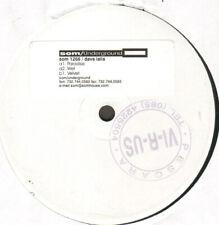 Dave Lalla – The Mojave Club - SOM Underground – som 1266 - Usa 2000