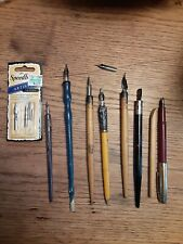 Calligraphy dip pen set