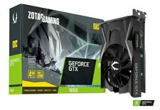 ZOTAC Gaming GeForce® GTX 1650 Single Fan OC 4GB Graphics Card