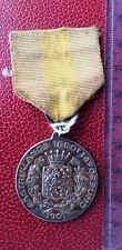 Suède - Médaille de 1907 - Gästriklands  Idrottsfördsund