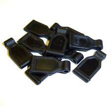Alle Typen Körper Cover Shell Clip Pin Griffe Plastik X 10