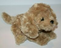 "Pooch Parlor PUPPY DOG 10"" Cocker Crown Collar Plush Soft Toy Stuffed Libby Lu"