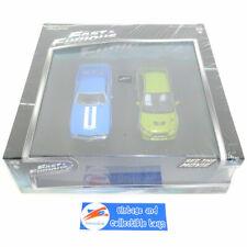 Greenlight 1:43   Set Camaro Yenko & Mitsubishi Lancer - Fast and Furious 86253