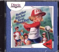 Heather Hits Her First Home Run by Discis - Commodore CDTV CD-ROM - Sealed