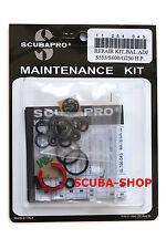 SCUBAPRO ® S600/555/G250 HP Regolatore di servizio, Kit di riparazione/manutenzione