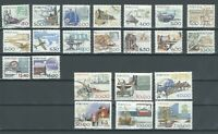 Portugal  Stamps | 1978-1983 | Work Instruments Professions | Complete Canceled