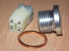 Yamaha MT-09 O2 Oxygen Lambda Sensor Eliminator Complete Kit