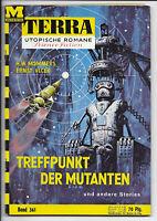 Terra Utopische Romane Nr.361 - TOP Z1 Science Fiction MOEWIG-ROMANHEFT