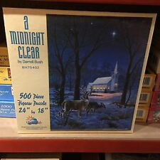 A Midnight Clear 500 Piece Jigsaw Puzzle