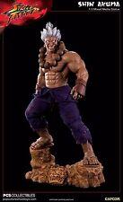 NIB Pop Culture Shock PCS Street Fighter Shin Akuma Exclusive Statue LE