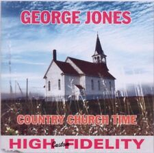 George Jones - Country Church Time (2011)  CD  NEW/SEALED  SPEEDYPOST