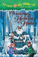 EL INVIERNO DEL HECHICERO DEL HIELO/ WINTER OF THE ICE WIZARD - OSBORNE, MARY PO