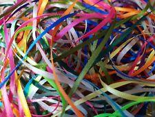 Double Satin Berisfords 10mm Ribbon Bundles  Assorted Colours 10 x 1m Lengths