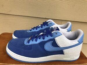Nike Air Force 1 XXV Varsity Royal University Blue 315122-441 Men's Size 11.5