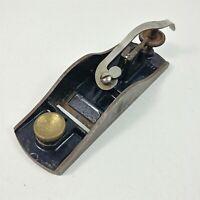 Craftsman 3704 Angle Hand Block Plane Vintage Missing Cap & Blade