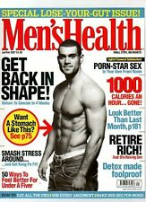 MENS HEALTH MAGAZINE - January February 2007