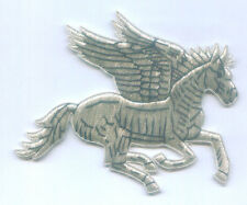 Ancient Greek Mythology Pegasus Winged Horse Poseidon Symbol Emblem Patch Knight