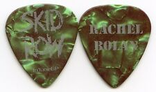 SKID ROW 2011/2012 Tour Guitar Pick!!! RACHEL BOLAN custom concert stage Pick #1