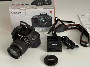 Canon EOS 2000D EF-S 18-55 Kit (2728C003AA) + 1 Jahr GARANTIE