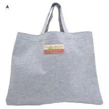 Sumikko Gurashi Tote Bag, Jersey Knit Fabric, Grey, Kawaii San-X Japan