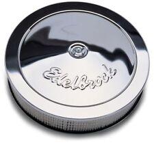 "Edelbrock 1207 Pro-Flo Air Cleaner 14"" Diameter 3"" Element"