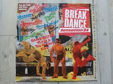 LP - Bravo Breakdance SENSATION ´84 LP / Various Artists / Soundtrack