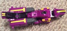 Transformers Armada Sideways Motorcycle INCOMPLETE No Mini-Cons No Missiles